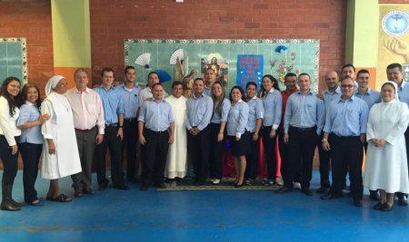 Visita Federación Risaralda 2 de Junio 2016