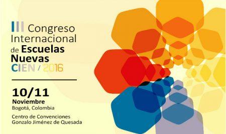 III CONGRESO INTERNACIONAL DE ESCUELAS NUEVAS – CIEN 2016