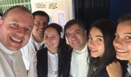 Visita Federación Cartago 1 de Junio 2016