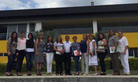 Visita Federación Quindio 12 de Julio 2016