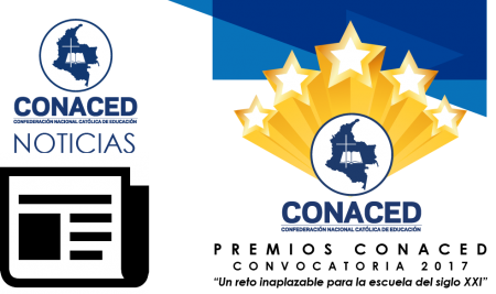 Premios Conaced 2017, convocatoria.