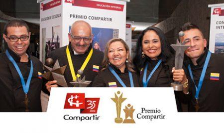 Premio Compartir.