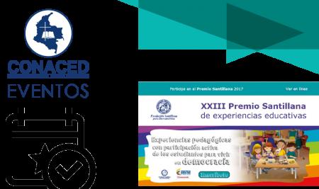 XXIII Premio Santillana de experiencias educativas.