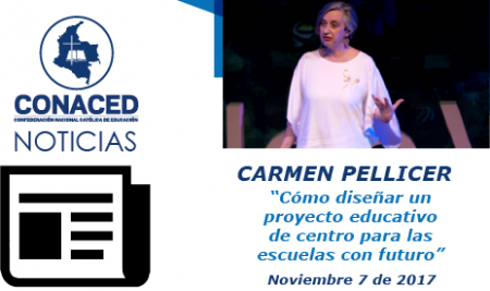 Cómo diseñar un proyecto educativo de centro para las escuelas con futuro, Carmen Pellicer.