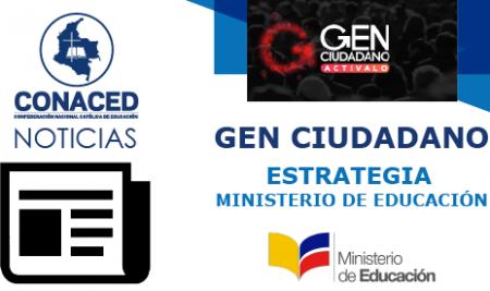 """""""Jornada Nacional Activa tu Gen de Convivencia: Resolución Pacífica de Conflictos"""" GEN CIUDADANO, Ministerio de Educación Nacional."""