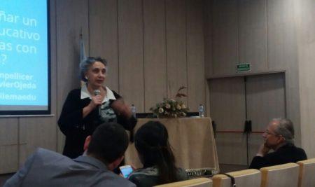 """""""Cómo diseñar un proyecto educativo de  centro para las escuelas con futuro"""" Carmen Pellicer"""
