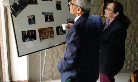 En sus 80 años CONACED está reconstruyendo su historia, taller de memoria Bogotá