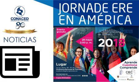 Jornada ERE en América, Educación Religiosa Escolar 2018