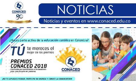 PREMIOS CONACED 2018
