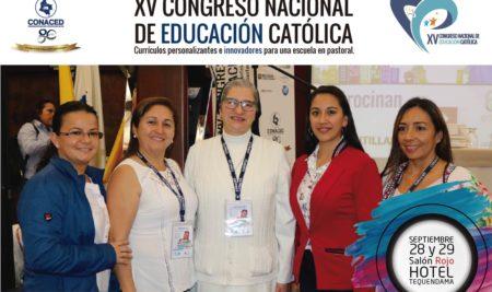 XV CONGRESO NACIONAL DE EDUCACIÓN CATÓLICA CONACED – Sociales