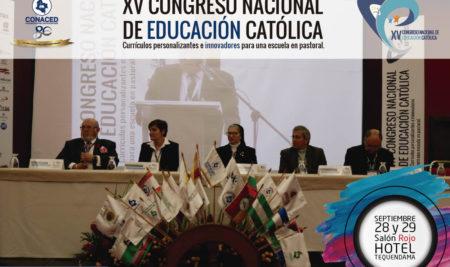 XV Congreso Nacional de Educación Católica CONACED