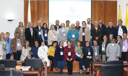 54 Asamblea Nacional Ordinaria, CONACED.