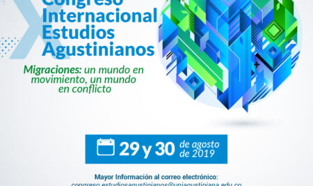 X Congreso Internacional Estudios Agustinianos