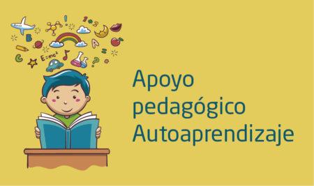 Apoyo pedagógico para el autoaprendizaje de los estudiantes.
