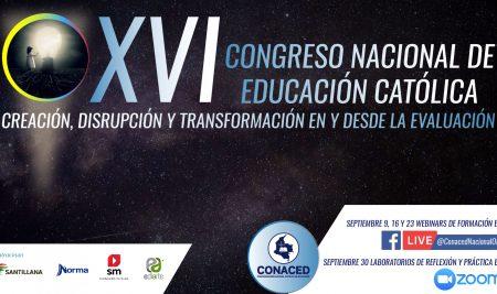 XVI Congreso Nacional de Educación Católica, Modalidad virtual