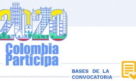 Premios Colombia Participa 2020