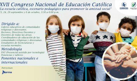 XVII Congreso Nacional de Educación Católica